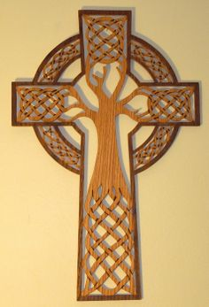 simple celtic cross tree - Google Search
