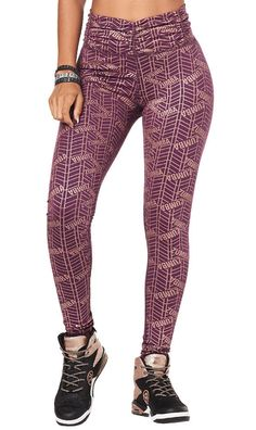 All That Glitters Is Zumba High Waisted Ruched Leggings | Zumba Fitness Shop