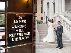 Yesterday I had the honor to photograph one of the most fun weddings I have ever been to! Jenna and Patrick were married at Rice Park in St. J Hill, Michelle Tanner, Library Wedding, Showers, Rice, Wedding Ideas, Entertaining, Park, Wedding Dresses