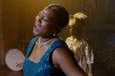 """Bessie"" trailer teases us with Queen Latifah singing the blues--It's short and sweet, and we want more."