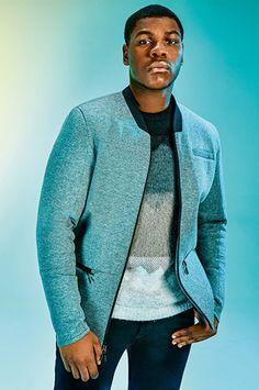 John Boyega's style file