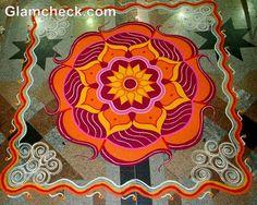 diwali rangoli patterns traditional