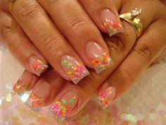 Photos of Beautiful Acrylic Nails | Category : Nail Art Ideas , tags: Acrylic Nail Supplies