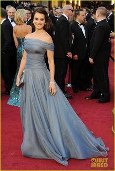 Favorite Oscar dresses