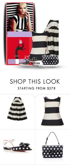 """""""Mixed it Up"""" by fl4u ❤ liked on Polyvore featuring Rochas"""