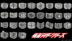 仮面ライダーシリーズ45周年記念 ベルトモチーフ プレートリング silver925 (仮面ライダーV3~BLACK RX) | プレミアムバンダイ | バンダイ公式通販サイト