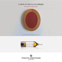 Gli artisti della collezione di arte contemporanea della Fondazione Orestiadi hanno sempre aperto i propri studi alla gente di Gibellina, attraverso le collaborazioni con gli artigiani e tramite i laboratori svolti con gli studenti. L'affascinante opera di oggi è di Pietro Dorazio.