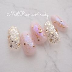 How to succeed in your manicure? - My Nails Cute Nail Art, Cute Nails, Pretty Nails, My Nails, Bling Nails, Minimalist Nails, Nail Swag, Asian Nails, Korean Nail Art