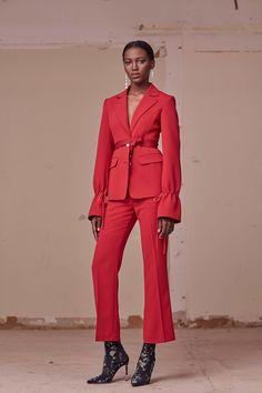 Slim Suits - HarpersBAZAAR.com