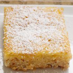 Orange Bars Recipe « Go Bold with Butter