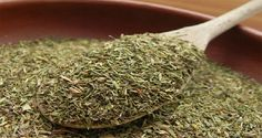 Powerful Herb That Helps… Multiple studies show that thyme essential oil and thymol, its active compound, contain potent antiseptic properties. As a matter of fact, most antiseptic wipes and mouth washes contain thymol in their chemical structure. Interestingly, a recent research suggests that thyme essential oil even has the ability to reduce pain. This shouldn't …
