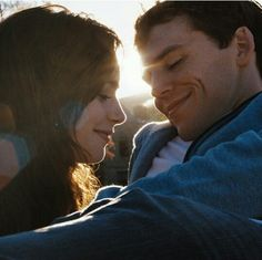 Sam Claflin and Lily Collins - so excited for this movie! Gonna pee my pants and cry a lot when I see it