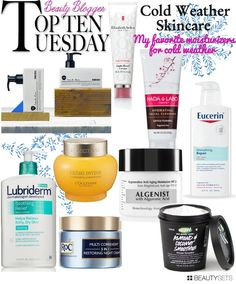 Apparently that Elizabeth Arden cream is wizardry in a tube. Must get some - Top Ten: Cold Weather Skincare
