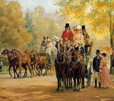 Коллекция картинок: Alan Maley,ностальгия по XIX веку _часть1