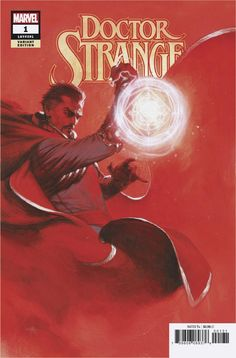 Doctor Strange by Gabriele Dell'Otto