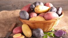 Spilling the beans on the best potatoes to choose for different cooking methods.