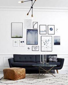 Vi tipper om plakatudsalg på bloggen i dag  Blandt andet disse enormt fine af slagsen fra @trineholbaekdesigns, som er stylet og fotograferet fuldstændigt fantastisk smukt af @idestrup og @miamortensenphotography  #stærktteam #homesickblog