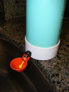 PVC Chicken Waterer DIY, no need order the Royal Feeder from Australia! Save $$$