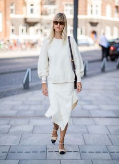 10 Fashion Rules to Break This Fall Fashion Trends 2018, Fashion Week 2018, Copenhagen Street Style, Copenhagen Fashion Week, Look Street Style, Autumn Street Style, Off White, Streetwear, Joseph Fashion