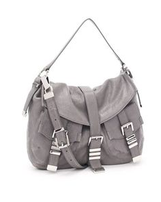 Want a gray purse. Love this Michael Kors one.