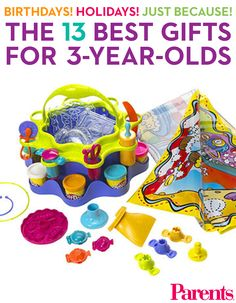 Your Tot Will L O V E These Age Appropriate Gifts Nephew Birthday 3 Year