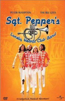 Sgt. Pepper's Lonely Hearts Club Band (1978). Bad, I guess, but it was nonetheless on constant spin on our Betamax. Lol!