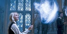 J.K. Rowling confirms a Patronus quiz is coming to Pottermore
