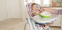 Mealtimes  High chairs, plates, cutlery and more: a world of solutions from weaning onwards.