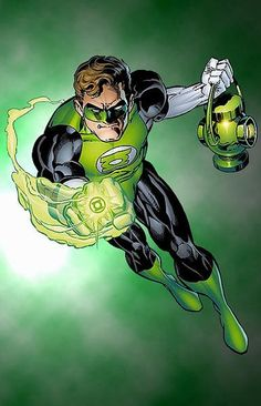Hal Jordan *sigh* all I can see is Ryan Reynolds. mmmm