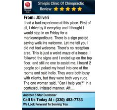 I had a bad experience at this place.  First of all, I drive by it everyday and I thought...