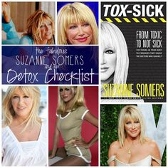 Suzanne Somer's Inspiring Advice on Dr. Oz