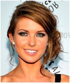 wedding guest hairstyles with bangs …