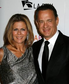 Tom Hanks and Rita Wilson were wed in 1988. The two started dating in 1985 but first met in 1981, after she made a guest appearance on Hanks' show Bosom Buddies. they have 2 sons- Chet and Truman.