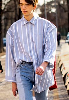 65 street-style photos from Milan Fashion Week, Look Fashion, Urban Fashion, Fashion Outfits, Mens Fashion, Fashion Trends, Country Attire, Look Man, How To Pose