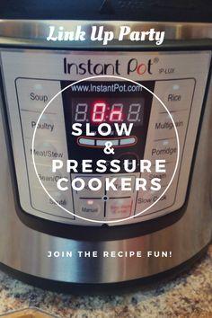 Pressure & Slow Cook