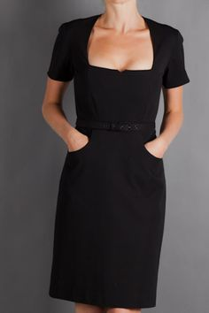 Everyone needs that little black dress.
