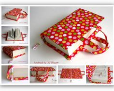 If you enjoy sewing and love books why not try making your own Lilly*Blossom Book cover in your favourite fabric using my easy to follow, 12 page, fully illustrated PDF sewing guide. Please note that this listing is for a PDF pattern only, the photos are to illustrate what you can make with the pattern.  Lilly*Blossom Book covers are ideal for catching a few chapters on the way to work, relaxing on holiday on the beach or as a gift to someone special. Perfect when given with a book of your…