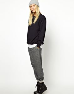 ASOS | ASOS Speckled Sweatpants at ASOS