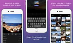 Here are some high-quality apps you should definitely take a look at, if you want to make the most out of your photos, and the best part is they're absolutely free. #apps