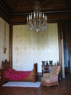 National Palace of Ajuda<br /> - Imagem Quarto do Rei