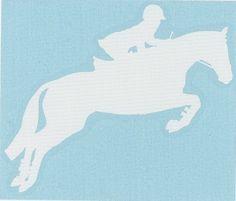 English Equestrian horse mural