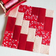 Always looking for quilting ideas that seem doable for me. :)