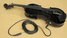 US $132.05 2015 NEW electric violin 4/4 violin handcraft violino Musical Instruments with violin rosin case. Aliexpress product