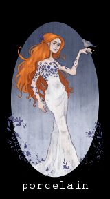 """""""My skin has turned to porcelain, to ivory, to steel."""" ~ Sansa Stark, A Storm of Swords"""