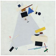 Five artworks to see in London this summer. Kazimir Malevich 'Dynamic Suprematism' at Tate Modern is one of them. Bauhaus, Guernica, Kazimir Malevich, Russian Constructivism, Russian Avant Garde, Art Terms, Tate Gallery, Royal Academy Of Arts, Framed Canvas Prints