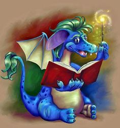 "Dragon? ""Yes, I am a dragon but no ordinary dragon. I am a very special Dragon 'cos I create magic and so I am rather known as ""Puff The Magic Dragon"""