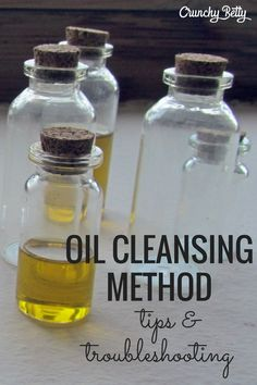 Trying and Troubleshooting the Oil Cleansing Method: Tips For Flawless, Oil-Cleansed Skin 8