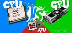 Qué diferencia hay entre CPU GPU y APU? -  Por qué necesitamos una tarjeta gráfica dedicada en nuestro equipo? Realmente las funciones que realizan no son tan distintas pero puede llevar a confusión. Vamos a ver las diferencias entre GPU y CPU para que no te quede duda. Realmente estos dos tipos de procesadores de datos no son tan distintos. En esencia los dos []  La entrada Qué diferencia hay entre CPU GPU y APU? aparece primero en VicHaunter.org.