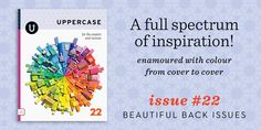 UPPERCASE issue 22