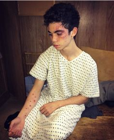 Read Cameron Boyce Imagines Hes In The Hospital Wattpad Plase Tell Me This Is Make Up